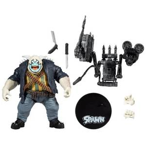 McFarlane Spawn 7 Inch Deluxe Action Figure - The Clown