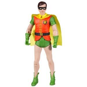 McFarlane DC Retro Batman '66 Classic Robin 6 Inch Action Figure
