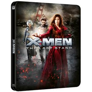 Marvel's X-Men: The Last Stand - Zavvi Exclusive Blu-ray Lenticular Steelbook