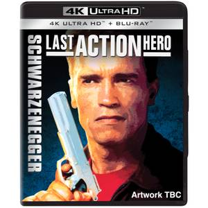 Last Action Hero - 4K Ultra HD (Includes Blu-ray)