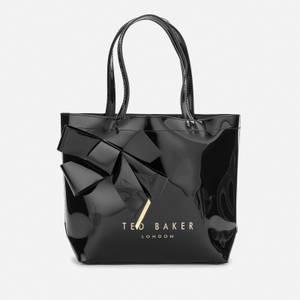 Ted Baker Women's Nikicon Knot Bow Small Icon Bag - Black