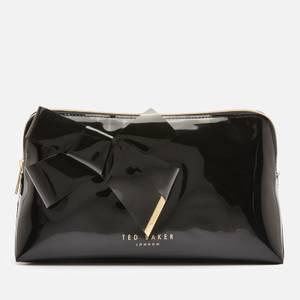 Ted Baker Women's Nicco Knot Bow Washbag - Black