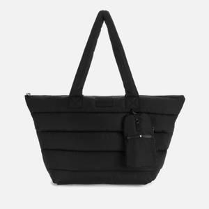 Ted Baker Women's Quinsin Oversized Puffer Nylon Tote Bag - Black