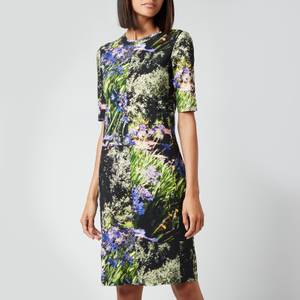 PS Paul Smith Women's Printed T-Shirt Dress - Multi