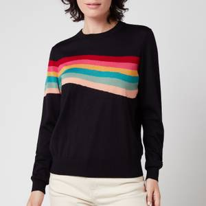 PS Paul Smith Women's Knitted Jumper - Black