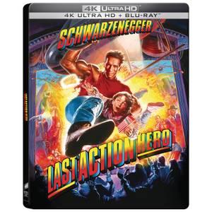 Last Action Hero - 4K Ultra HD Zavvi Exclusive Steelbook (Includes 2D Blu-ray)