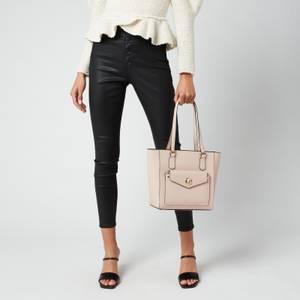 MICHAEL Michael Kors Women's Joey Md Pocket Tote Bag - Soft Pink
