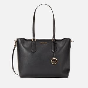 MICHAEL Michael Kors Women's Kimberly Lg 3 In 1 Tote Bag - Black