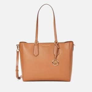MICHAEL Michael Kors Women's Kimberly Lg 3 In 1 Tote Bag - Luggage