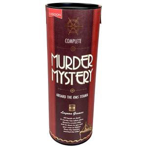 Murder Mystery On A Cruise Ship Game