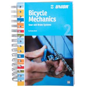 Unior Bicycle Mechanics Handbook #2