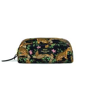 Wouf Beauty Bag - Small - Lazy Jungle