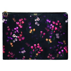 """Wouf 13"""" Laptop Case - Tulips"""