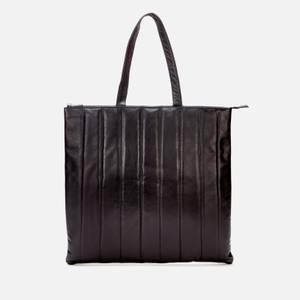 Núnoo 女士枕头购物袋 - 黑色