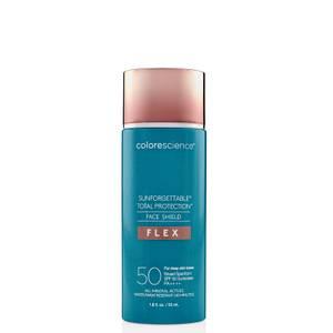 Colorescience Sunforgettable Total Protection Face Shield Flex SPF 50 - Deep 1.8 fl. oz