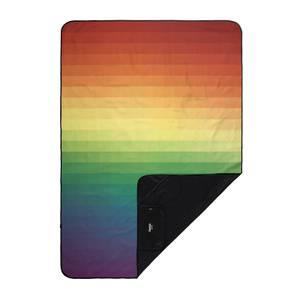 Rumpl Printed Stash Mat - Rainbow Fade