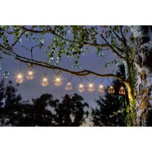 Solar Diamond String Lights - Set of 10