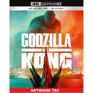 Godzilla vs Kong - 4K Ultra HD (Blu-ray inclus)