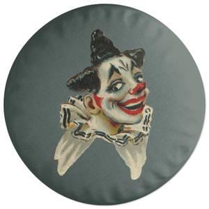 Happy Clown Round Cushion