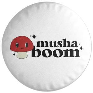 Mushaboom Round Cushion