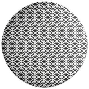 Honeycomb Round Cushion