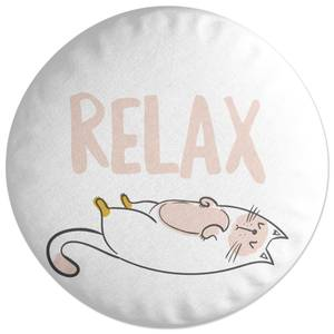 Relax Round Cushion