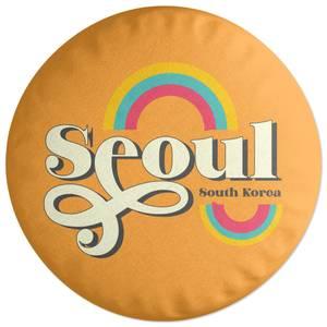 Seoul Round Cushion