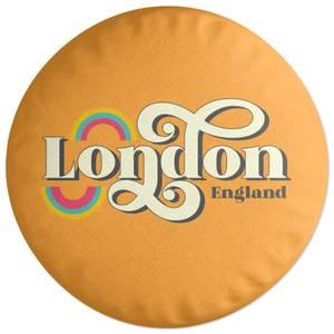 London Round Cushion