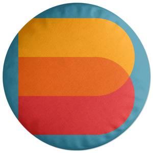 B Round Cushion