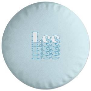 Lee Round Cushion