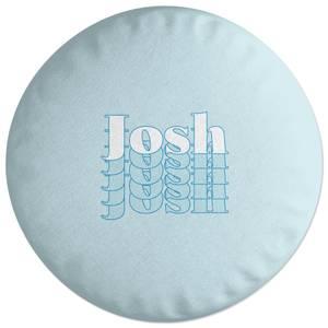 Josh Round Cushion