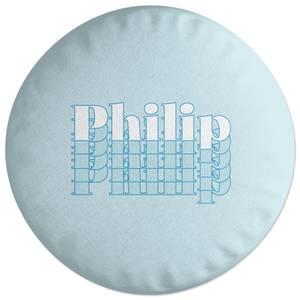Philip Round Cushion