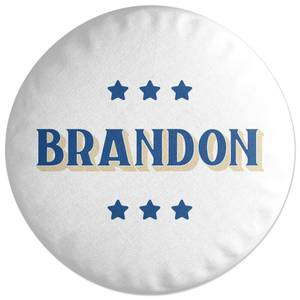Brandon Round Cushion