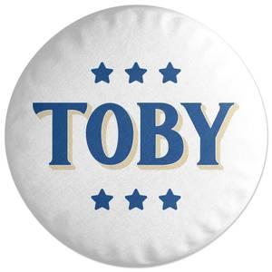 Toby Round Cushion