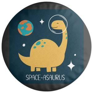 Space-asurus Round Cushion