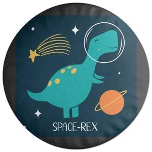 Space-rex Round Cushion