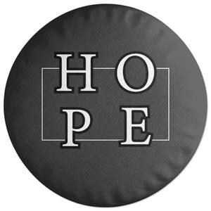 Hope Round Cushion