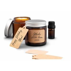 Calm Club - Wax & Wick Candle Making Kit