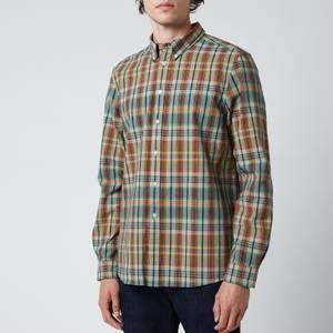 PS Paul Smith Men's Regular Fit Long Sleeve Shirt - Multi