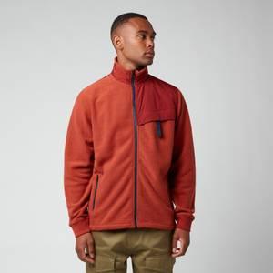 PS Paul Smith Men's Zip Through Jacket - Brick