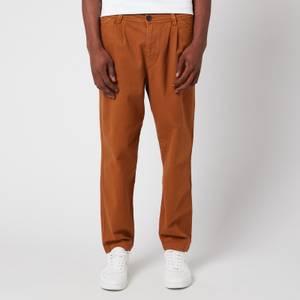 PS Paul Smith Men's Pleated Trousers - Hazel