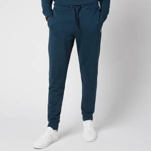 PS Paul Smith Men's Slim Fit Zebra Badge Sweatpants - Navy