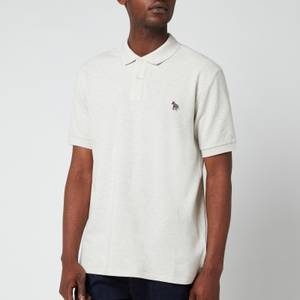 PS Paul Smith Men's Regular Fit Polo Shirt - Off White