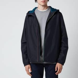 PS Paul Smith Men's Hooded Jacket - Dark Navy