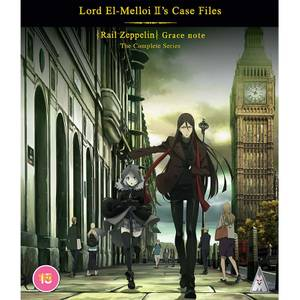 Lord El-Melloi II's Case Files Collection
