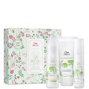 Wella Professionals Care Elements Trio (Worth $93.00)