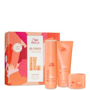 Wella Professionals Care Invigo Nutri-Enrich Trio (Worth $90.00)