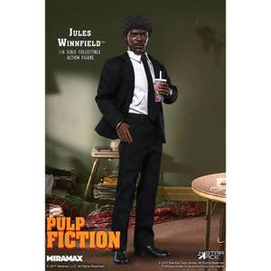 Star Ace Pulp Fiction My Favourite Movie Action Figure 1/6 Jules Winnfield 30 cm