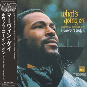 Marvin Gaye - What's Going On (Original Detroit Mix) LP