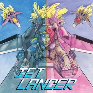 Jet Lancer (Original Video Game Soundtrack) LP (Blue)